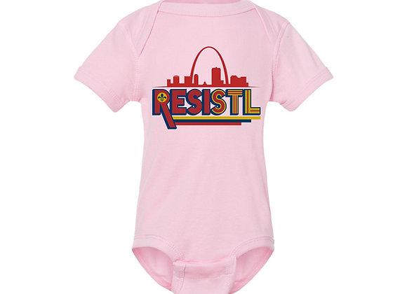 RESISTL Onesie