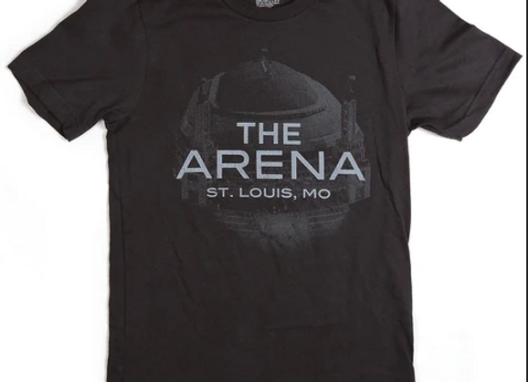 The Arena - Bygone Brand