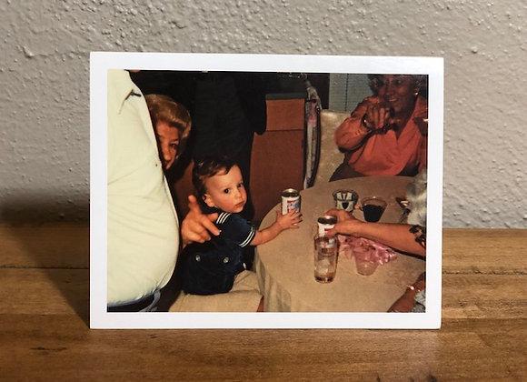 Birthday Card (Beer)