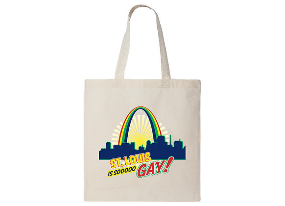 St. Louis is SOOO gay! Tote