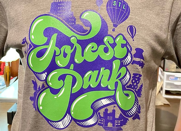 Forest Park Puff Tee