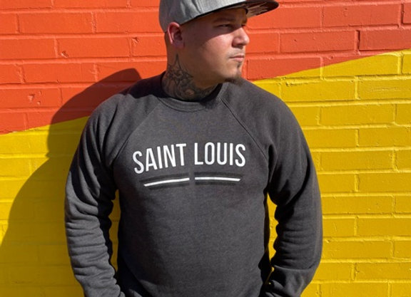Saint Louis Sweatshirts