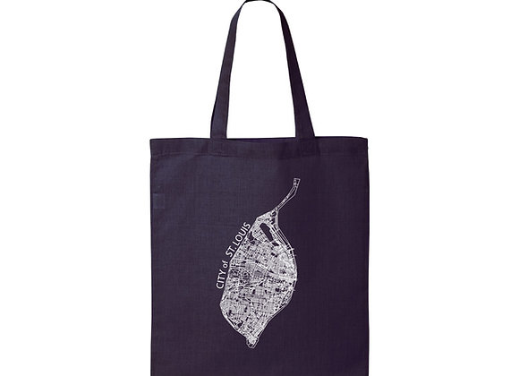 City Map Tote