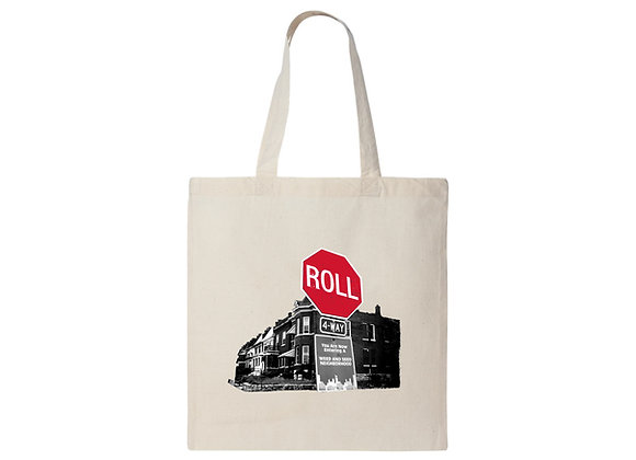 Roll Sign Tote