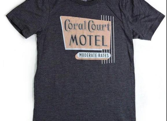 Coral Court Motel - Bygone Brand