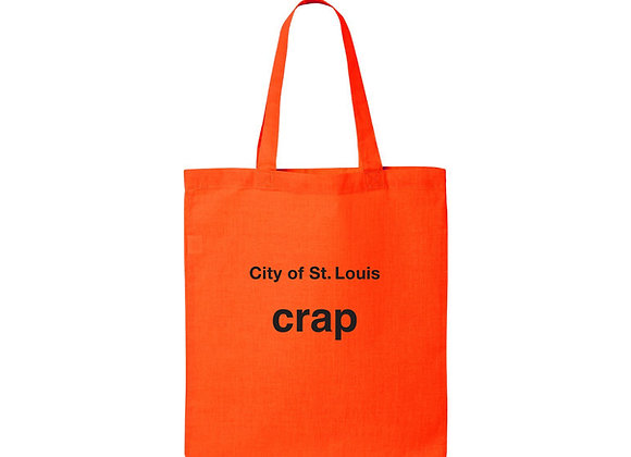 City of St. Louis Crap Tote