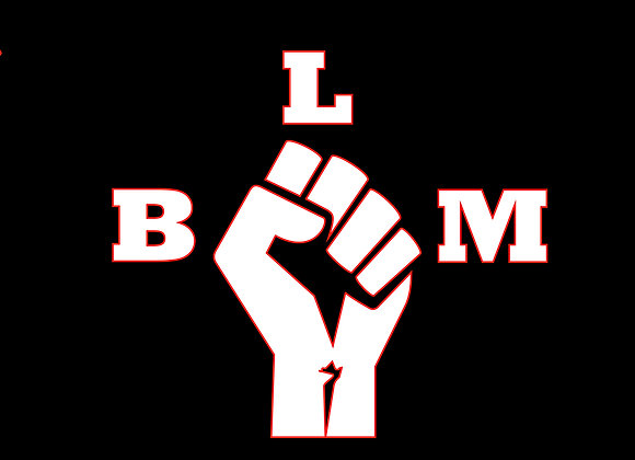 BLM Solidarity Flag by Billionaire Royalties