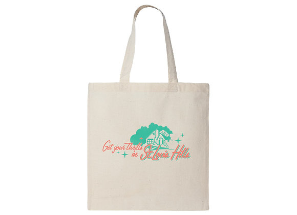 Get your Thrills in St. Louis Hills Tote
