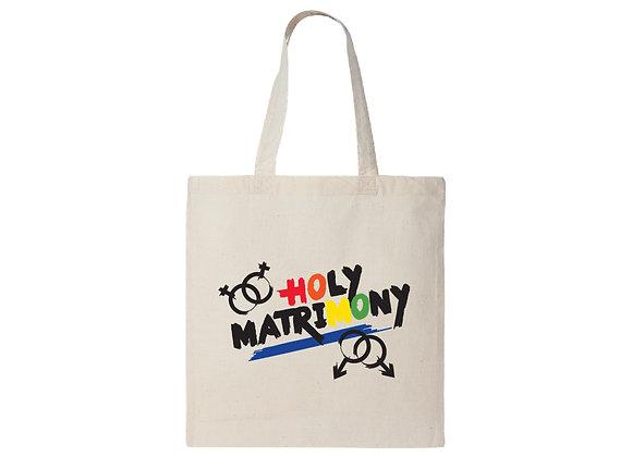 Holy Matrimony Tote