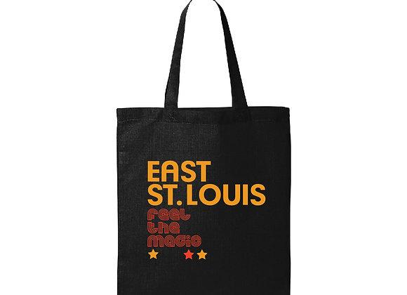 East St Louis - Feel The Magic Tote