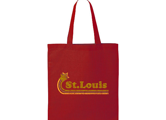 St. Louis (with star) Tote
