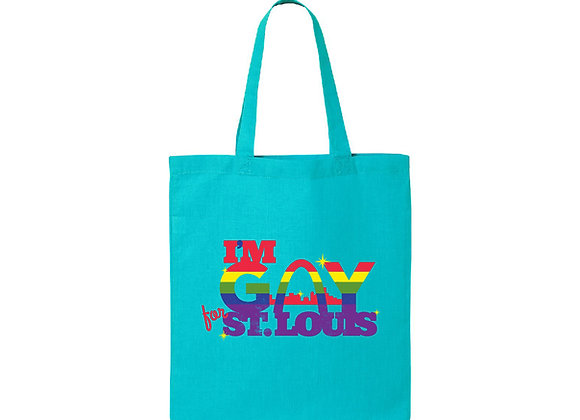 I'm Gay for St. Louis Tote