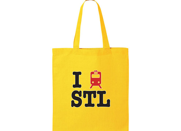 I (Train) STL Tote