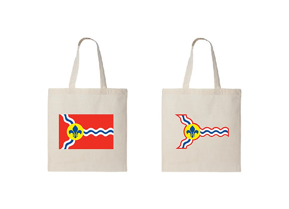 City Flag Tote
