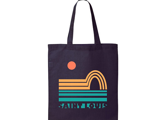 St. Louis with Sun Tote