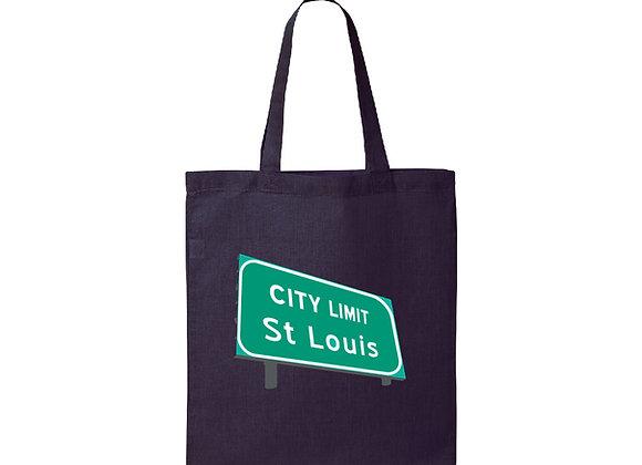 City Limit St Louis Tote