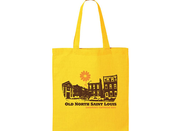 Old North Saint Louis - Something's Happening Here Tote