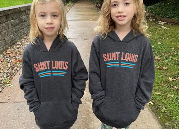 Saint Louis Youth Hoodies