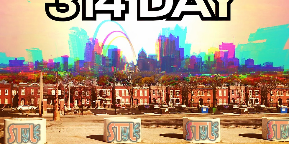 314 Day @ STL-Style
