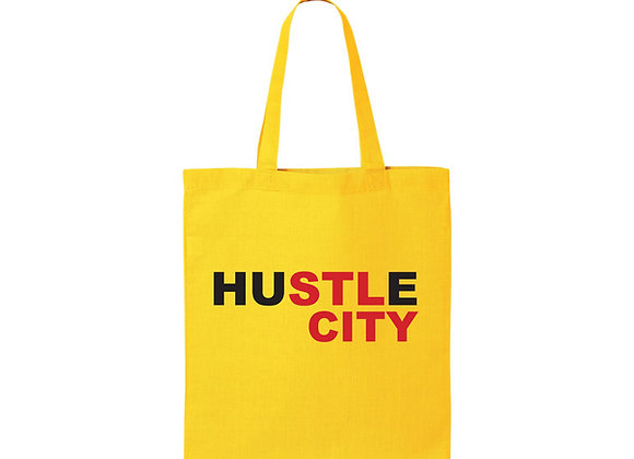 HuSTLe City Tote
