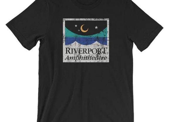Riverport Amphitheatre - Bygone Brand