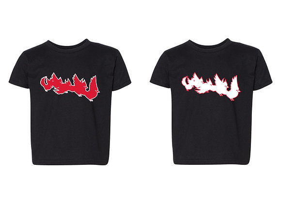Flying Cardinals Youth Tee