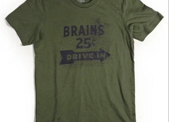 Brains 25c - Bygone Brand