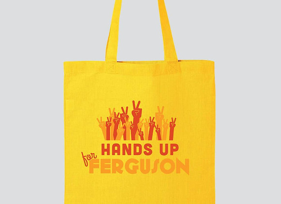 Hands Up For Ferguson Tote