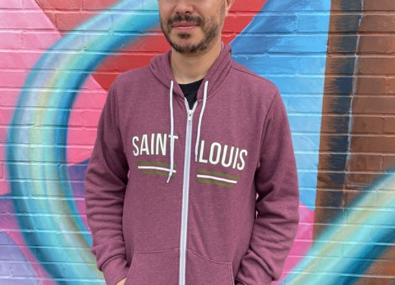 Saint Louis Zip-Up Hoodies