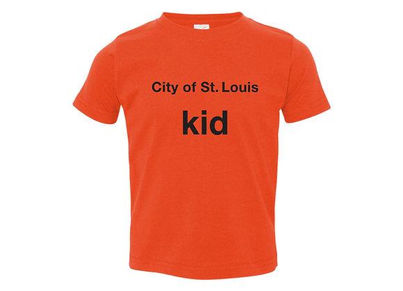City of St. Louis Kid Shirt