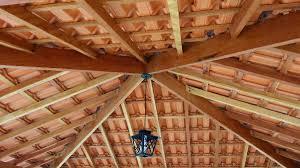 telhas de barro
