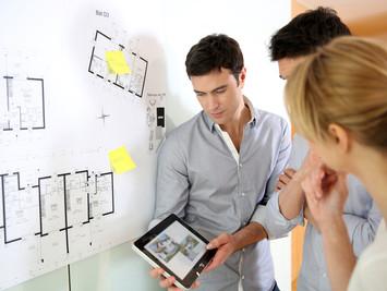 Como funciona as reuniões com o Arquiteto?