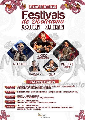 Jam Session - Festival de música de Ibotirama - BA