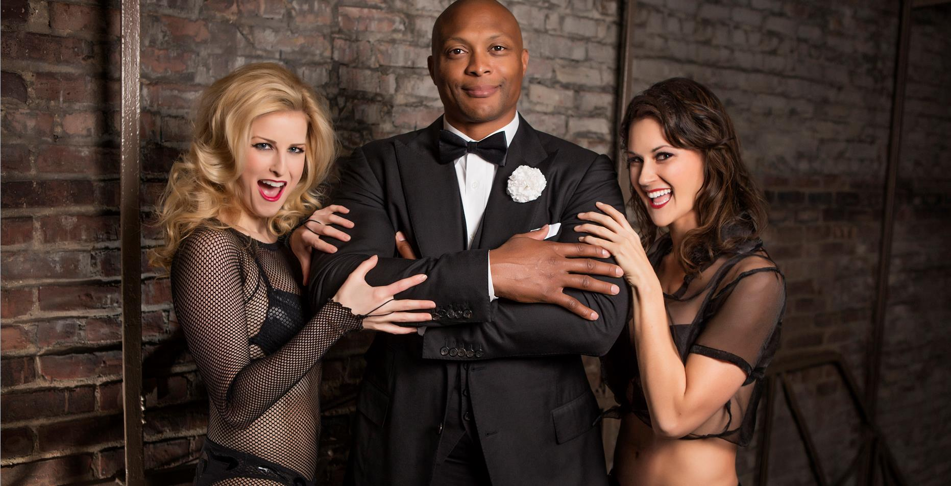 eddie george on broadway
