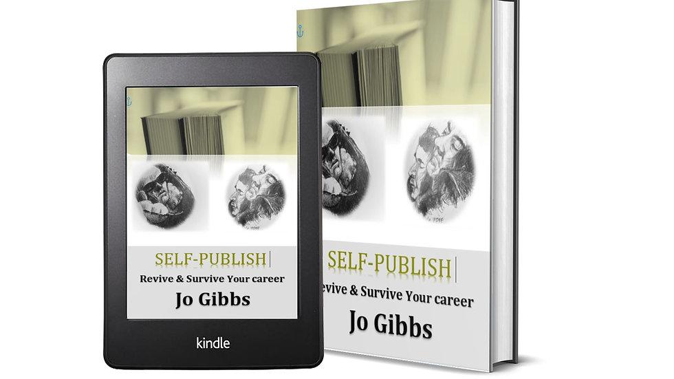 Selfpublish ebook/print package