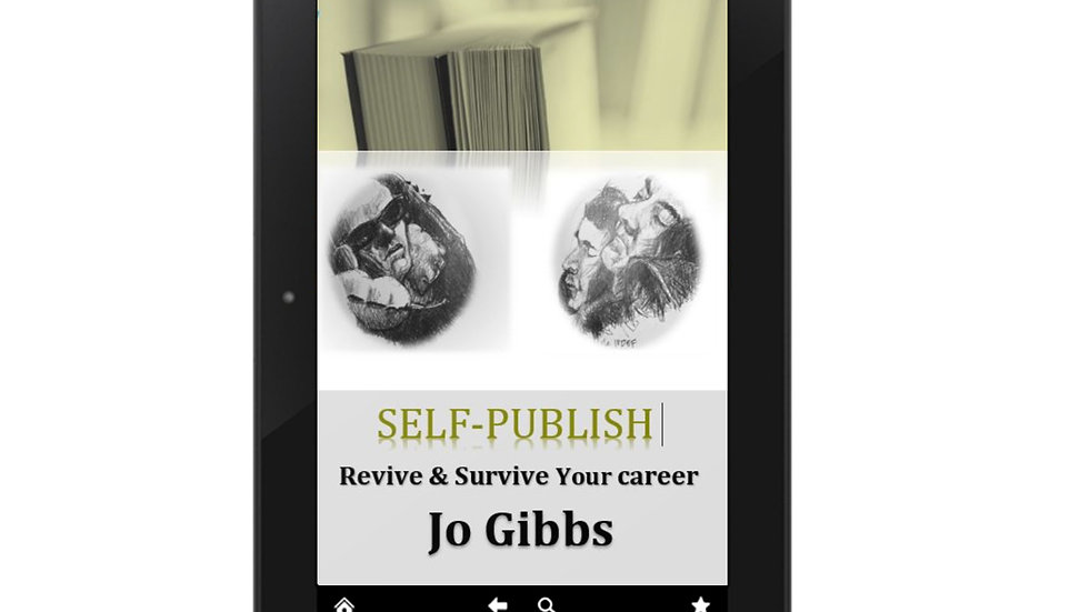 Selfpublish: Revive & Survive your career