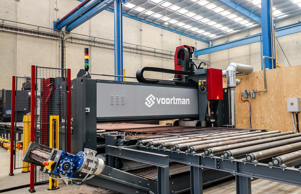 Voortman V320 machine