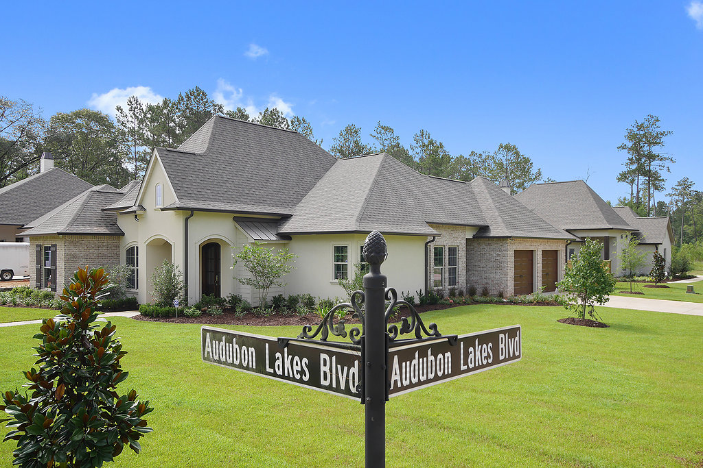 Audubon Trace Featured Home