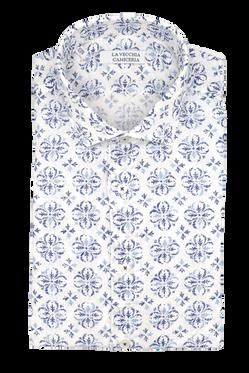 Camicia Cotone misto Lino