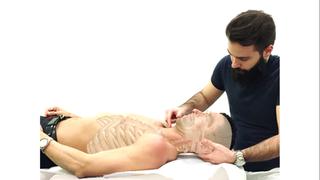 Effetti sui trigger point dell'allenamento dei flessori cervicali profondi