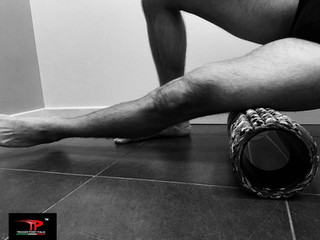 Effetti del rilascio miofasciale con roll foam sulla mobilità e sul recupero muscolare.