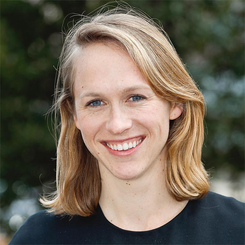 Torrey Taussig at Worcester World Affairs Council