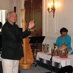 Aditya Kalyanpur and Shirish Korde, Goethe Institute, Boston, 2008