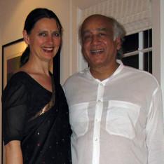 Paula Artal-Isbrand and Shirish Korde, 2012