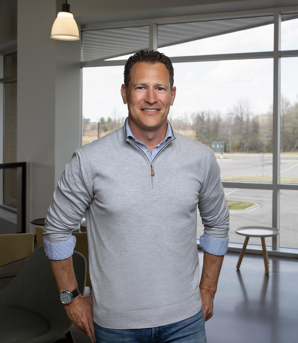 Battery Resourcers CEO Michael O'Kronley Portrait