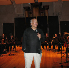 'Hearing the Divine: A Concert of World Sacred Music,' College of the Holy Cross, Worcester, MA, 2009