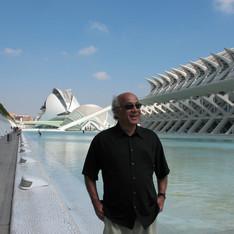Shirish Korde, The City of Arts and Sciences, Valencia, Spain, 2009