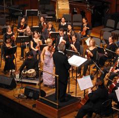 'Svara-Yantra' performance by Boston Philharmonic Orchestra, Sanders Theater, Cambridge, 2007