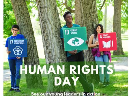 Human Rights Day - Jour de droits de l'Homme