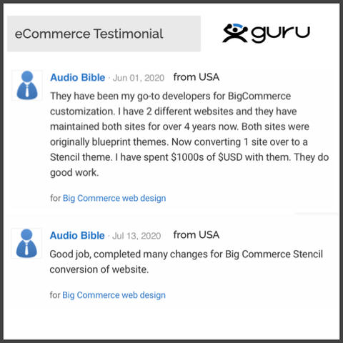 From Guru.com